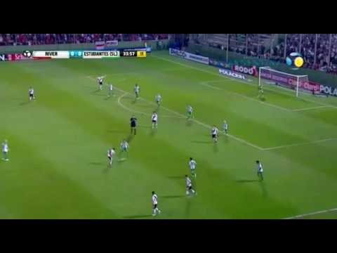 Gol de Ignacio Fernández a Estudiantes (SL)