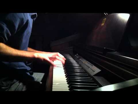 Bruce Hornsby - Down the Road Tonight (Piano cover) - Leighton Hughes