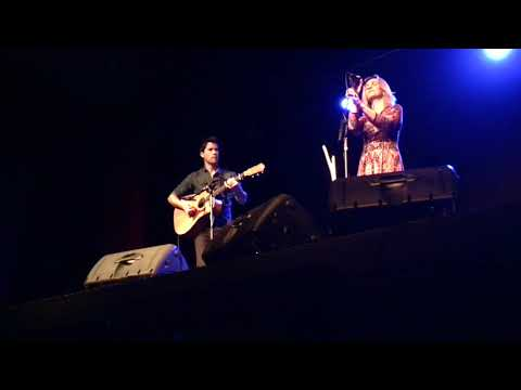Cara Dillon & Sam Lakeman At Shaftesbury Art Centre Complete Concert From Friday 4th March 2016