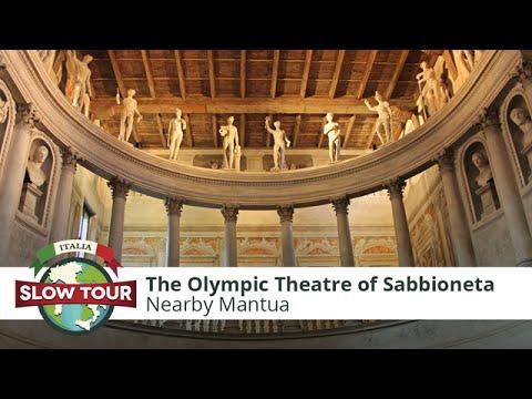 Mantua: the Olympic Theatre of Sabbioneta | Italia Slow Tour