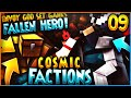 """ENVOY GOD SET GANKS + FALLEN HEROES!"" - Minecraft COSMICPVP FACTIONS Let's Play Ep.9 (Pleb Planet)"
