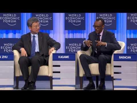 Davos 2014 - Next Steps for Emerging Economies