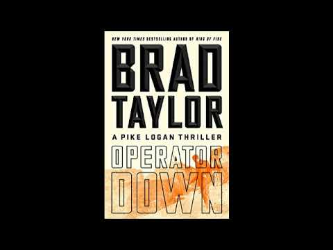Brad Taylor Interview - Operator Down