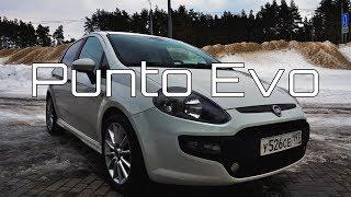 видео Тест-драйв Fiat Punto Evo