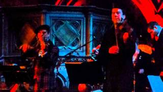 Penguin Cafe - Telephone and Rubber Band - Union Chapel - 2014
