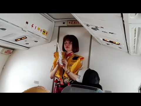 Pengalaman Terbang Balikpapan - Melak dengan Xpress air ATR 42
