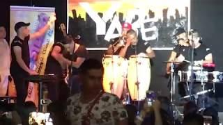 Concierto de Yosimar y su Yambú en Madrid (Primera Parte)