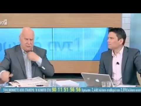 Ο Παπαδάκης του ΑΝΤ1 μας ενημερώνει για τα Παγκόσμια Ταμεία