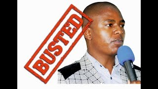 Talent Chiwenga Exposed For Attacking E.d Mnangagwa - T.f Chiwenga A False Apost