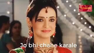 Kaisa ye ishq hai | Khushi and Arnav romantic video | Es pyar ko kya nam du