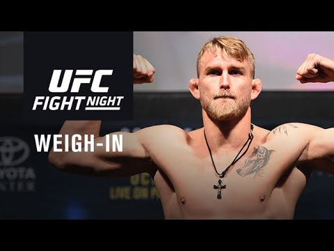 UFC 238: Weigh-in - YouTube