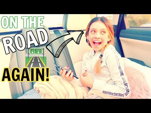 Road Trip To AGT Audition 🎤✨ Vlogmas 10