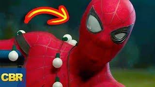10 Secrets That Spiderman Is Hiding About His Superpowers