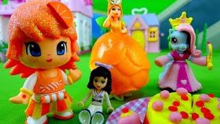 Мультики для девочек: Апельсинка и Конфетка - День друзей!
