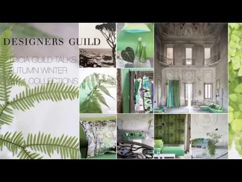 Tricia Guild in the Design Studio September 2014