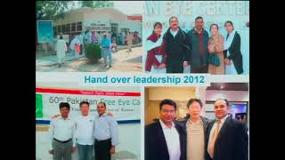 A Model of Sustainable Eye Care - Dong Hae KIM MD
