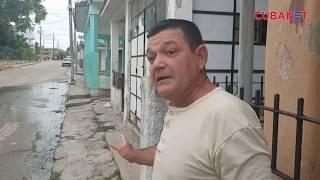 Rotura en tubería de aguas albañales permanece sin solución en La Habana, Cuba