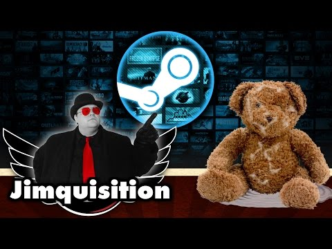 Steam Needs To Stop Selling Toys Full Of Cum (The Jimquisition)