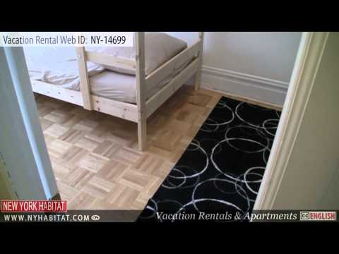 Harlem, New York City - Video tour of a furnished apartment on West 132nd Street (Manhattan)