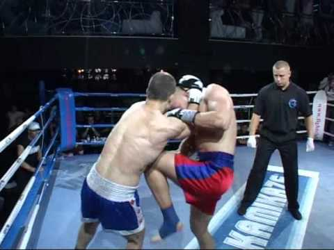 Dmitry Kalmus VS Aleksandr Maslov Part 2