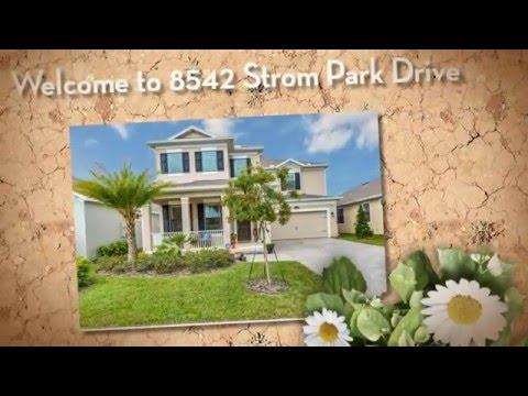 8542 Strom Park Drive, Melbourne, Florida 32940