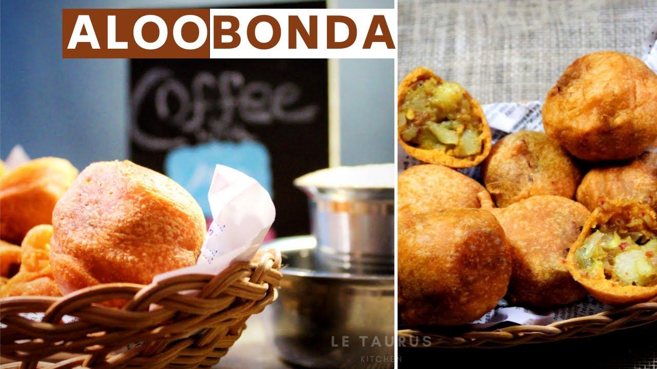 Aloo Bonda Recipe | Potato Bonda | Masala Bonda | Evening & Tea Time Snacks | Le Taurus Kitchen