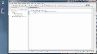 Java Programming: 2 - Hello World, Eclipse shortcuts, comments