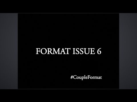 FORMAT Issue 6: Couple Format 2 - Guy Mannes-Abbott, James Westcott