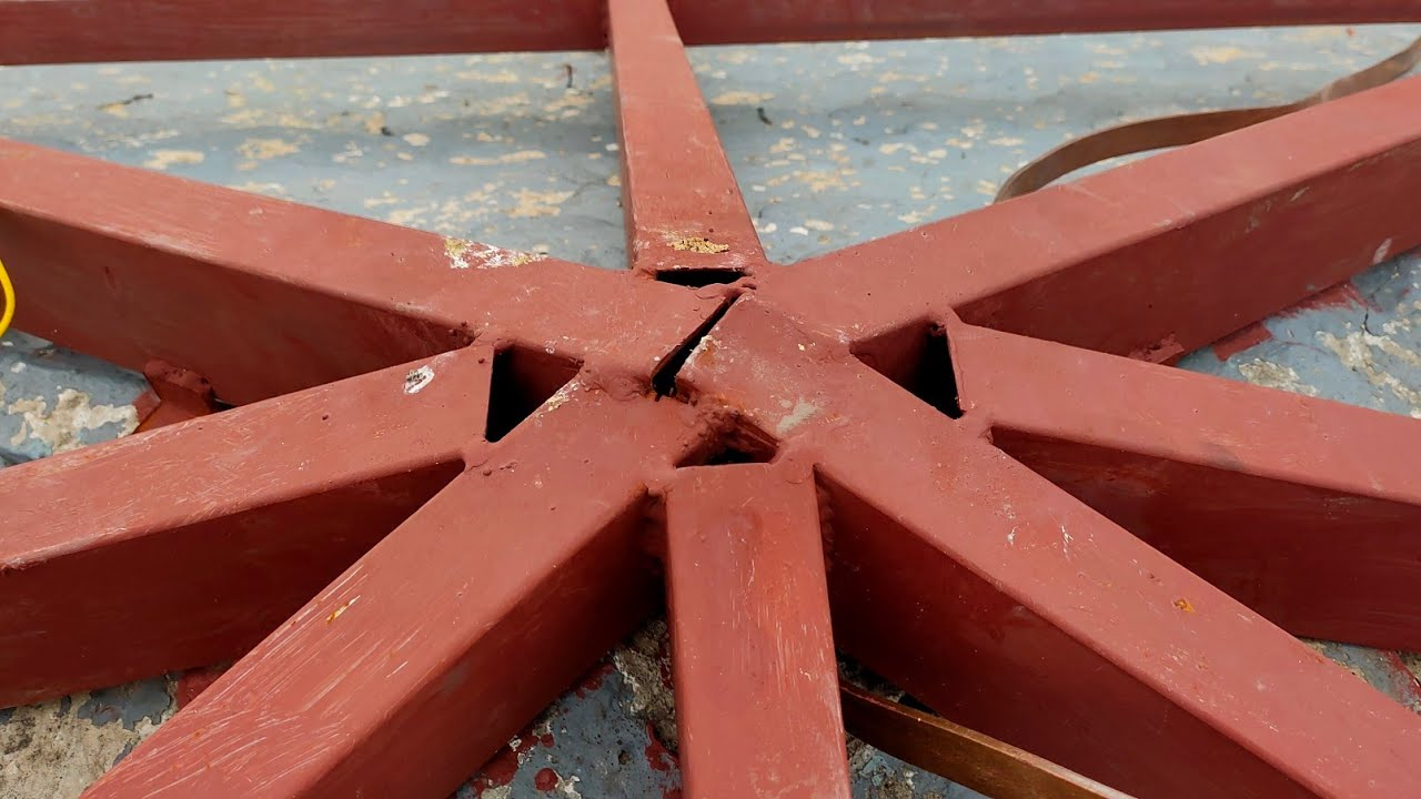 How to make pyramid style roof profile Pipe structure and fibre cement board