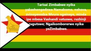 Hymne national du Zimbabwe (shona)