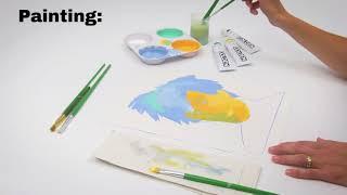 Andy Warhol's Silkscreen Technique