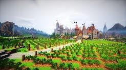 Die realistischste Minecraft Mittelalterstadt!