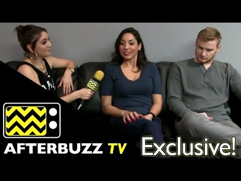 Wes & Theresa Backstage @ MTV Battle Of The Exes 2 After  Afterbuzz TV
