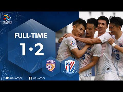 Perth Shanghai Shenhua Goals And Highlights