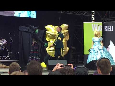 Wicked the musical - cosplay - Lucca 2017 - ECG