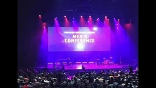 Hot Topics: Men's conference had underlying message that suggested men wanted some