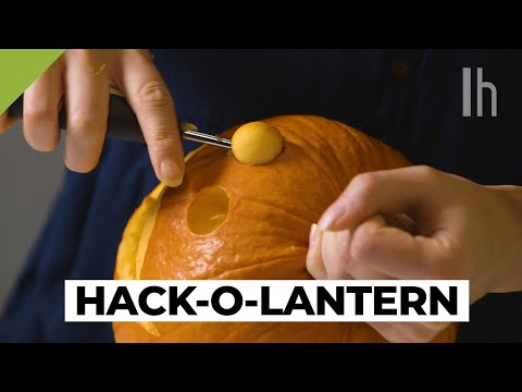 How to Hack Every Step of Carving a Jack-O-Lantern
