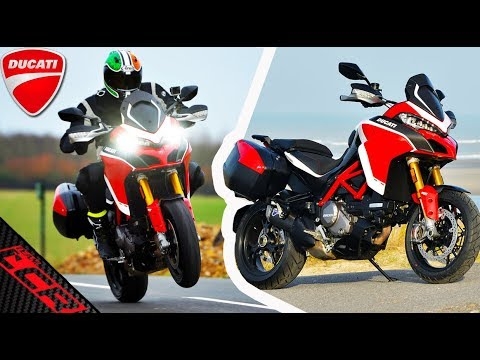 2018 Multistrada 1260 Pikes Peak Review Pb Le Touquet Tour
