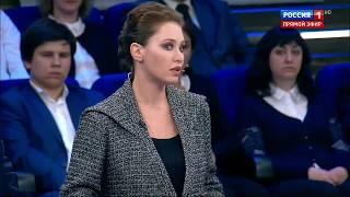 Ирина Бережная поздравила украинцев с получением безвизового режима («60 минут» от 13.06.2017)