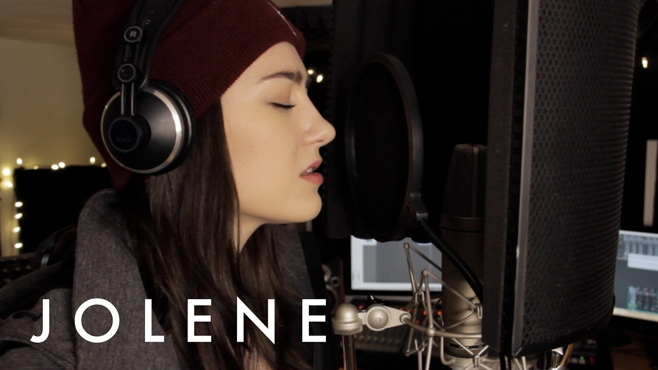 jolene dolly parton hannah trigwell voice effects cover youtube