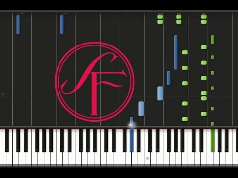 Svensk Filmindustri - Theme Song [Piano Cover Tutorial] (♫)