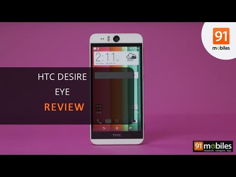 HTC Desire Eye Review: Should you buy it in India?