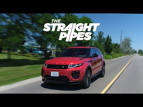 2017 Range Rover Evoque Review – Refined Luxury SUV