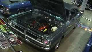 2013 Muscle Car And Corvette Nationals: Mr.Norm's 50th Anniversary Video V8TV