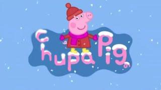 Chupa Pig Navidad (Marito Baracus) thumbnail