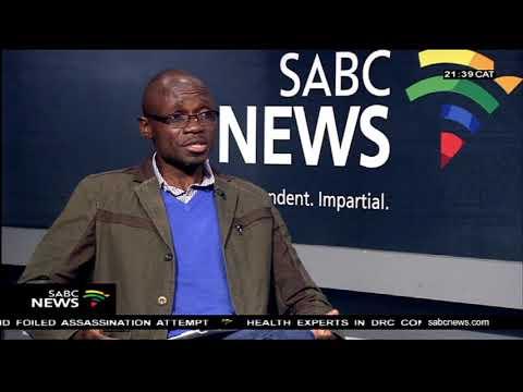 Vusumuzi Sibanda on Zimbabwe's post-election situation
