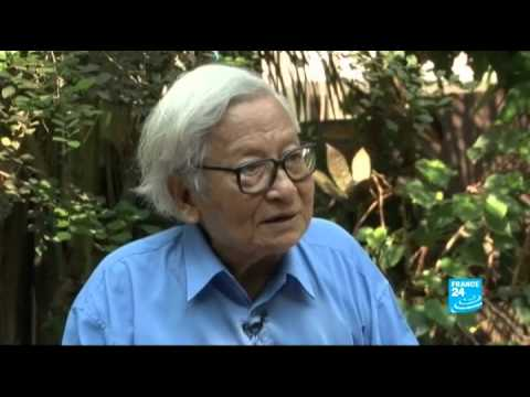 THE INTERVIEW - Win Tin, Co-founder Of The National League For Democracy