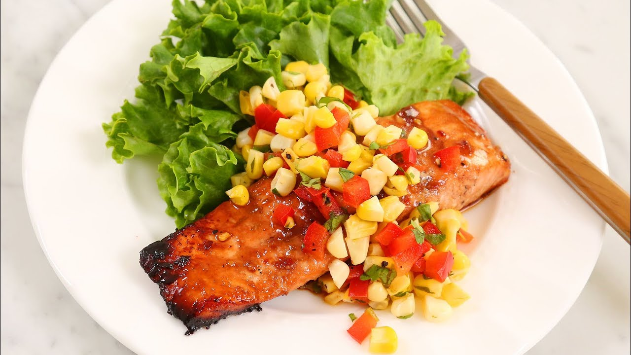 healthy recipes fish grilled treats
