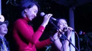[Fancam] Mocca feat Rara Sekar - Imaginary Girlfriend (Live at Secret Show #5 20141219)