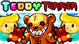 Teddy terror - an unbearable nightmare